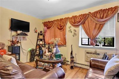 Bronx County Condo/Townhouse For Sale: 724 East 217th Street #3A