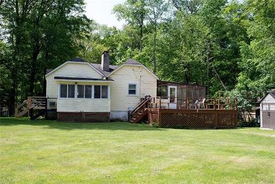 Bethel NY Single Family Home For Sale: $79,000