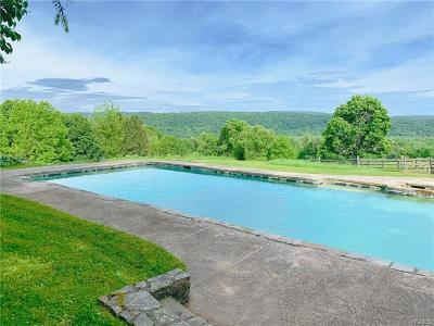 pawling Single Family Home For Sale: 129-1 North Quaker Hill Road