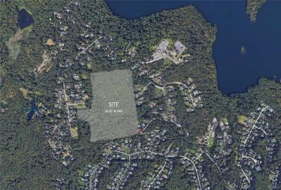 Westchester County Residential Lots & Land For Sale: Burns Road