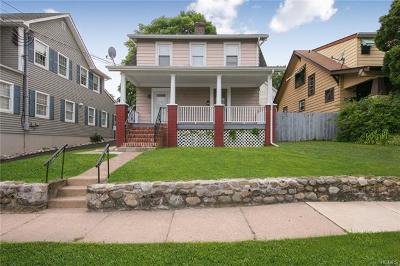 Nyack NY Multi Family 2-4 For Sale: $399,000