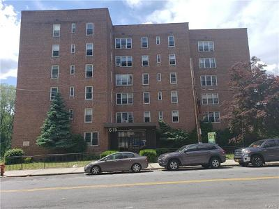 Yonkers Condo/Townhouse For Sale: 615 Warburton Avenue #2D
