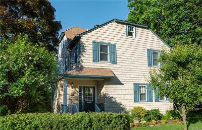 Ardsley Single Family Home For Sale: 29 Prospect Avenue