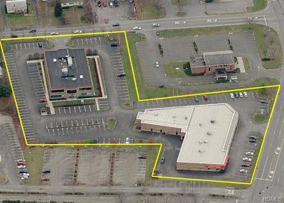 Newburgh Commercial For Sale: 1418 Route 300