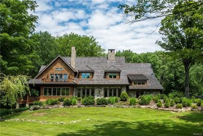 Westchester County Rental For Rent: 61 Pound Ridge Road