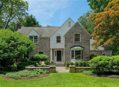 Chappaqua Single Family Home For Sale: 24 Ludlow Drive