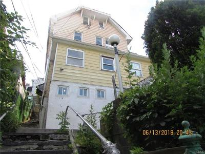 Westchester County Multi Family 2-4 For Sale: 136 Aka 134 Buena Vista Avenue