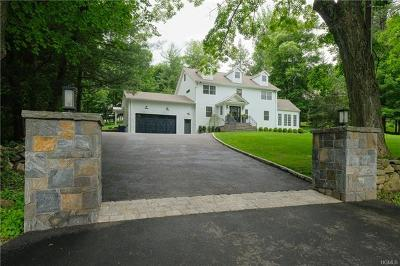 Mount Kisco Single Family Home For Sale: 49 Old Roaring Brook Road