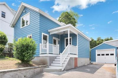 Ossining Single Family Home For Sale: 21 Ann Street