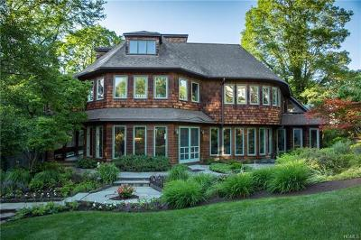 Dobbs Ferry Single Family Home For Sale: 70 Chestnut Street