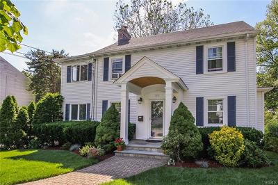 Westchester County Single Family Home For Sale: 101 Highview Avenue
