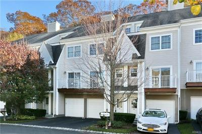 Rockland County Condo/Townhouse For Sale: 100 Crystal Hill Drive