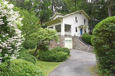 Hastings-On-Hudson Single Family Home For Sale: 5 Terrace Drive
