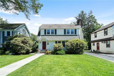 Scarsdale Single Family Home For Sale: 34 Hamilton Road