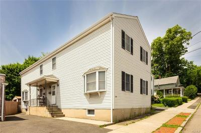 Westchester County Multi Family 2-4 For Sale: 210 Chestnut Street