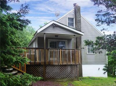 Warwick Single Family Home For Sale: 109 Warwick Turnpike