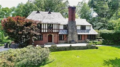 Bronxville Single Family Home For Sale: 2 Hampshire Road