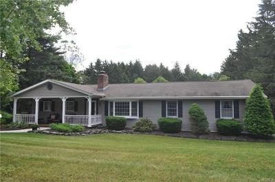 Dutchess County Single Family Home For Sale: 366 Smith Road