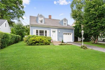 Scarsdale Single Family Home For Sale: 59 Johnson Road