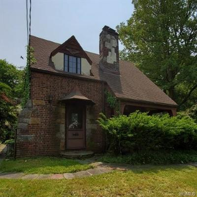 Westchester County Single Family Home For Sale: 23 Shady Lane