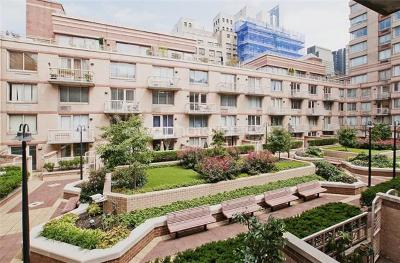New York Condo/Townhouse For Sale: 393 West 49th Street #5CCDD