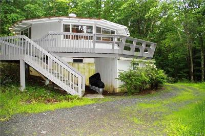 Westbrookville NY Single Family Home For Sale: $200,000