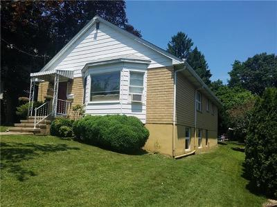 Nanuet Single Family Home For Sale: 42 Orchard Street