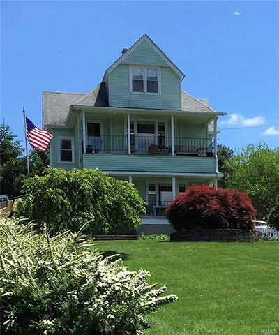 Dutchess County Multi Family 2-4 For Sale: 10 Stratford Avenue