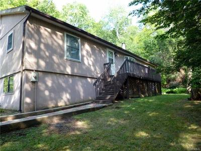 Rock Hill NY Single Family Home For Sale: $144,900