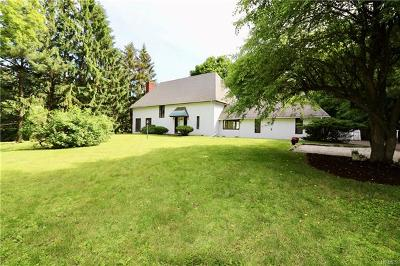 Wappingers Falls Single Family Home For Sale: 777 Wheeler Hill Road