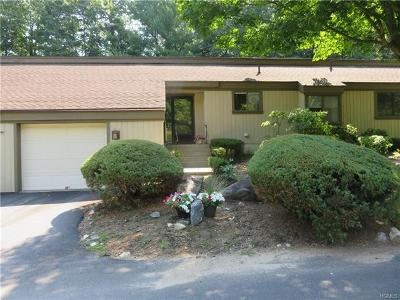 Westchester County Condo/Townhouse For Sale: 554 Heritage Hills #C