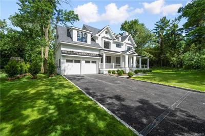 Westchester County Single Family Home For Sale: 20 Crescent Avenue