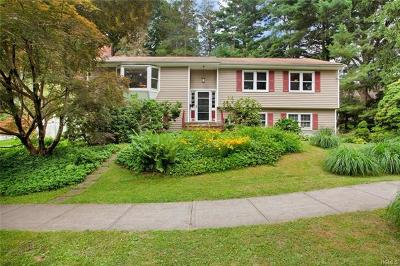 Croton-On-Hudson Single Family Home For Sale: 110 South Old Post Road