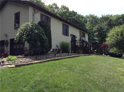 Wallkill Single Family Home For Sale: 16 Acorn Drive