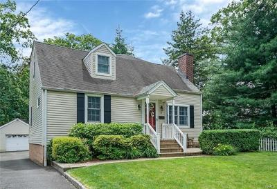 White Plains Single Family Home For Sale: 3 Garretson Road