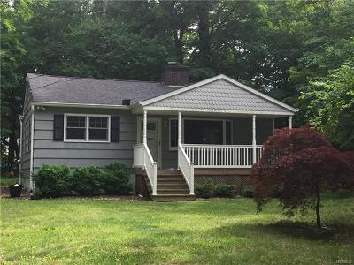 Dutchess County Single Family Home For Sale: 46 Lakeview Drive