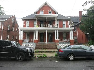 Mount Vernon Multi Family 5+ For Sale: 105 North High Street