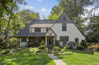 Westchester County Single Family Home For Sale: 103 Aviemore Drive