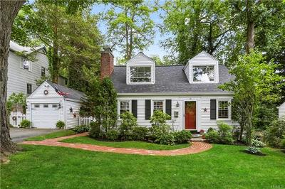 Westchester County Single Family Home For Sale: 12 Southminster Drive