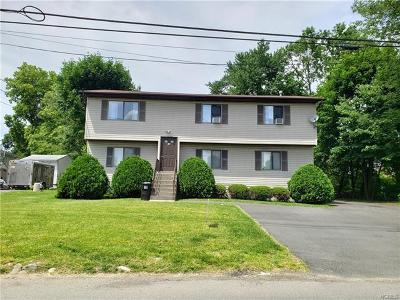 Rockland County Multi Family 2-4 For Sale: 19 Gerow Avenue