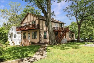 Lake Peekskill Single Family Home For Sale: 46 Ridgecrest Road
