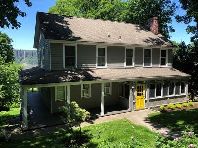 Hastings-On-Hudson Single Family Home For Sale: 191 New Broadway