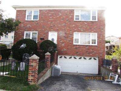 Yonkers Rental For Rent: 274 Glenhill Drive #1st floo