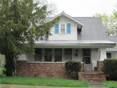 Ellenville Single Family Home For Sale: 2 Warren Street