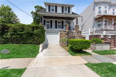 Yonkers Single Family Home For Sale: 191 Sterling Avenue