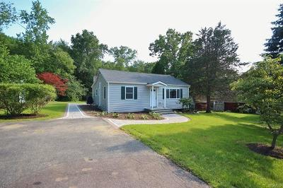 Single Family Home For Sale: 93 Halyan Road