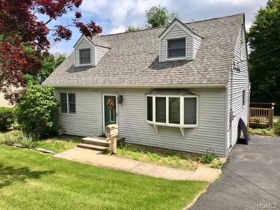 Rockland County Single Family Home For Sale: 15 Tulip Tree Drive