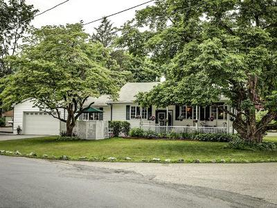 Greenwood Lake Single Family Home For Sale: 19 Linden Avenue