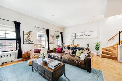 Brooklyn Condo/Townhouse For Sale: 27 St Johns #4