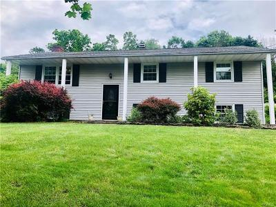 Dutchess County Single Family Home For Sale: 16 Split Tree Drive